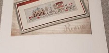 Rome By Country Cottage Needleworks - 1