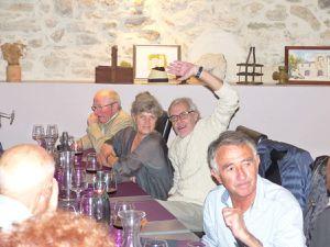 Repas annuel Oct 2017 La Caunette