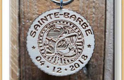 Cadeau sapeurs-pompiers pour la Sainte-Barbe
