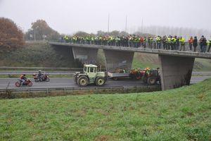 A Saint-Brieuc, le mouvement des gilets jaunes est parti pour durer
