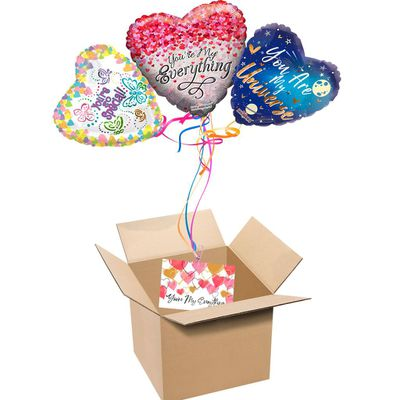 How To Decorate For Parties With Metallic Helium Balloons?