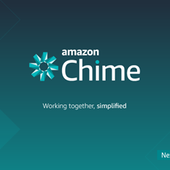 Amazon Chime - Unified Communications Service | AWS Blog