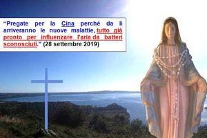 Apparitions à Trevignano Romano, Italie - Notre Dame Via Gisella Cardia :   La justice de Dieu est sur le point de frapper -  22 Septembre, 2020