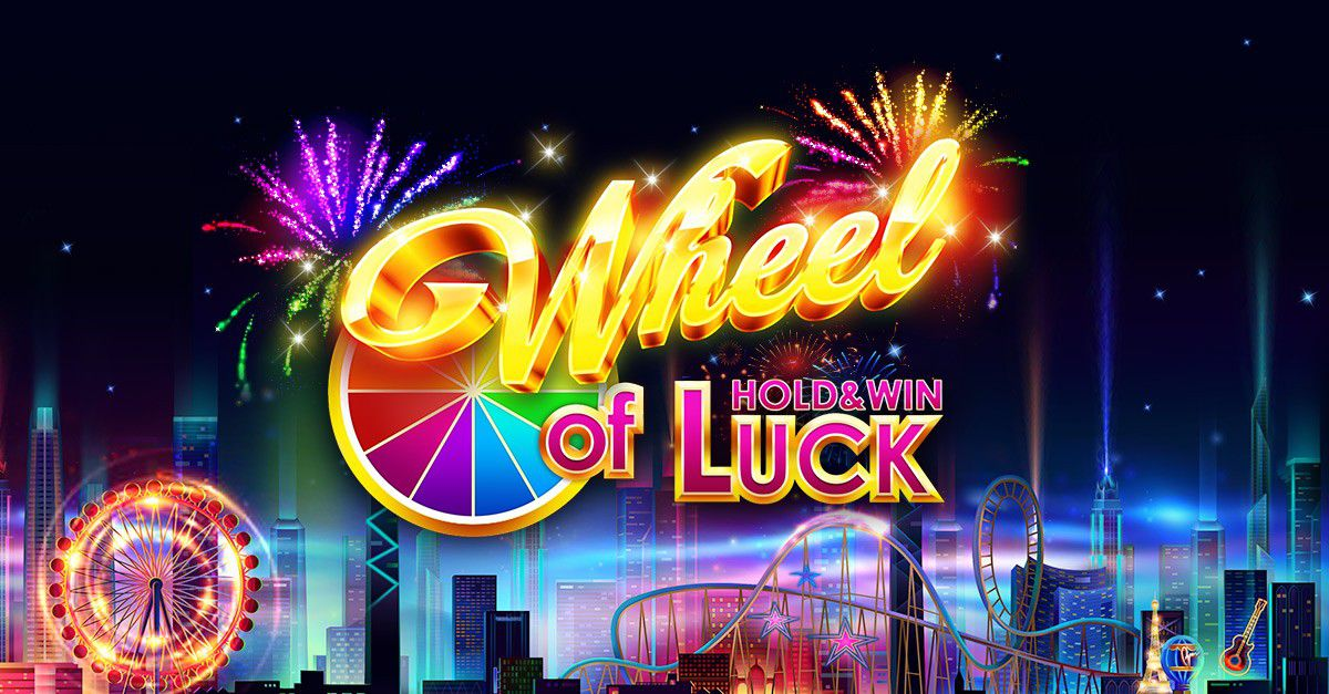 machine à sous mobile Wheel of Luck Hold & Win par Tom Horn Gaming