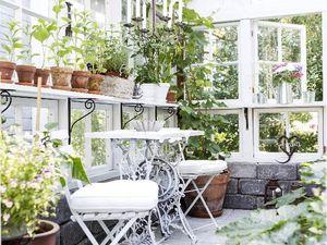 18 belles inspirations pour jardin d'hiver