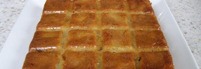 Merveilleux gâteau moelleux aux pommes de Na *Merci Nadine*
