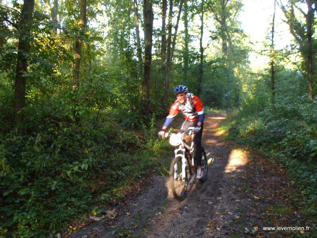 La Vernonnaise tout terrain du 7 octobre 2012