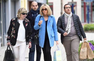 #Soupçons de financement libyen : Mimi Marchand, la reine de la presse people, en garde à vue + rappels Affaire Benalla : Michèle #Marchand, proche du couple #Macron, aurait logé Alexandre #Benalla  (été 2018)
