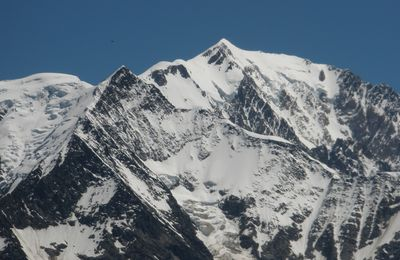 Le MONT JOLY ( St Gervais ) - BELVEDERE du MONT BLANC - Pays du Mont Blanc ( Haute Savoie )