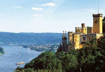 Le città romantiche della Germania
