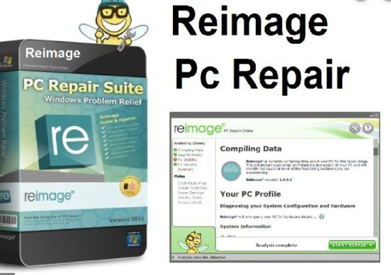 Reimage PC Repair License Key + Crack [Updated]