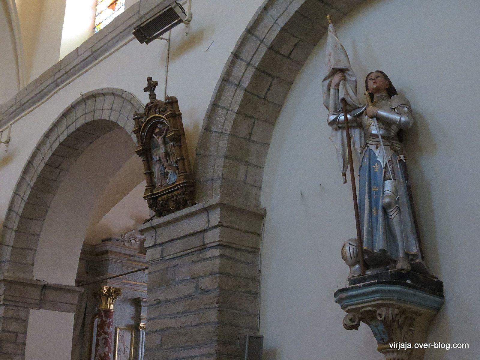 église de la Selve