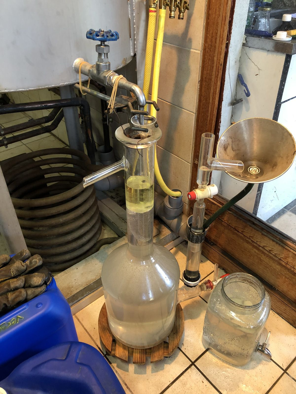 Huile essentielle et hydrolat