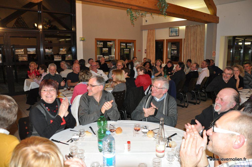 Assemblée générale du Vélo Club Vernonnais cyclotourisme le 19 janvier 2013