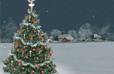 Joyeux Noël à tous et toutes