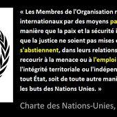 "[Master Class Propagande] ""Syrie : l'inéluctable riposte occidentale"", par Le Monde"