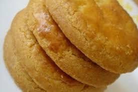 Sablés au caramel et beurre salé - recette pour 15 sablés - prépa 1 h - cuisson 25 mn