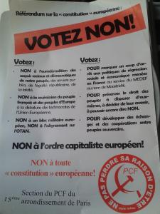 Suites du référendum en Grande-Bretagne: rencontre publique le 6 juillet, sur les nouvelles conditions de la rupture avec l'UE du capital