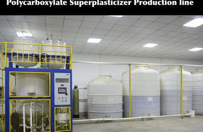 Know the Uses of Polycarboxylate concrete admixture