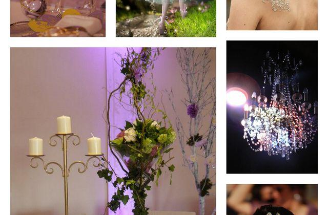 Mariage inspiration Lolita Lempicka | Artisan fleuriste Montpellier