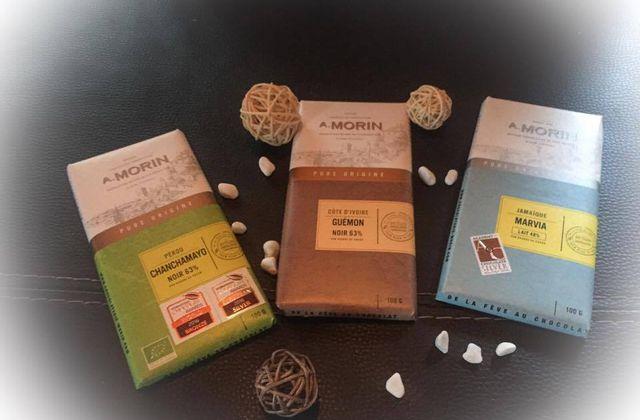 Chocolaterie Morin - des chocolats divins.