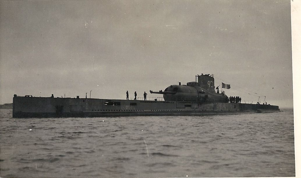 Sous-marin Surcouf - Aux Marins - Mémorial national des marins morts pour la France - Cénotaphe