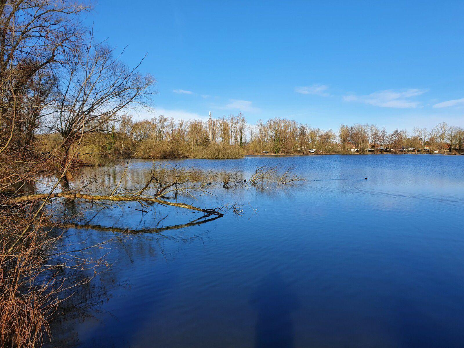 Le Grand Marais, à Plouvain