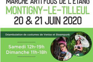 LES VENITIENS A MONTIGNY LE TILLEUL 2020 ( APRES LE CONFINEMENT COVID)