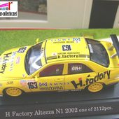 TOYOTA ALTEZZA N1 RALLYE 2002 EDITION LIMITEE - car-collector.net