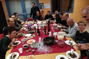 Soirée repas partagé japonais à l'Aikido d'Escalquens