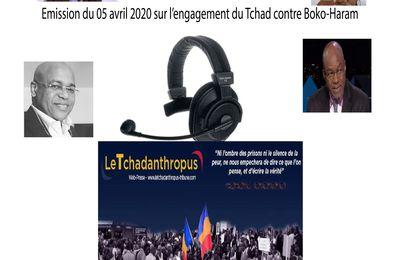 L'engagement du Tchad face à Boko-Haram, émission spéciale sur avec Le tchadanthropus-tribune