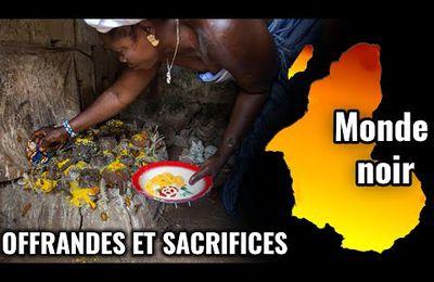 Pensées Kamite - Le sens des offrandes et des sacrifices dans la tradition africaine