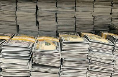 100% undetected counterfeit banknotes