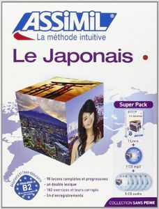 Le japonais. Con 5 CD Audio. Con CD Audio formato MP3 - Metodo Assimil