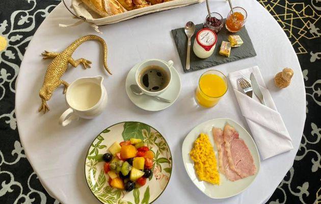 Un petit-déjeuner douceur au Manoir de Joséphine à Evreux
