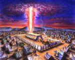 Le Tabernacle et l'édification de l'homme intérieur