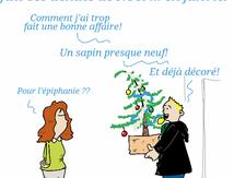Un français sur trois fait ses achats de Noël ... en janvier