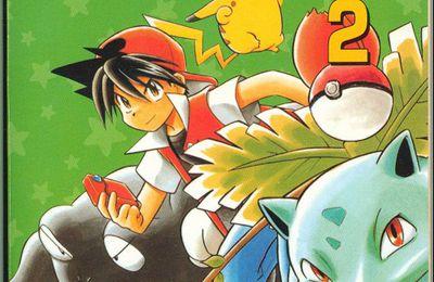 Pokémon La grande aventure Tome 2