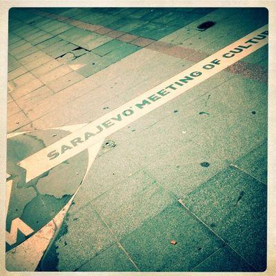 Let's go to Sarajevo