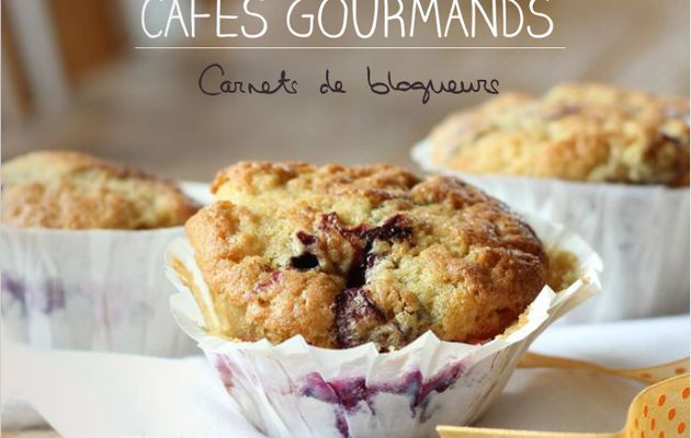 Cafés Gourmands : ma participation à la création d'un E-Book