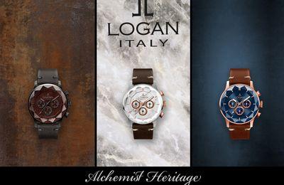 Logan orologi new:  Alchemist Heritage Collection bellezza ed eleganza