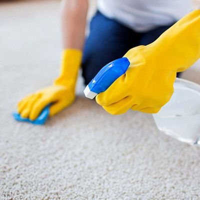 How to professionally clean and restore your damaged carpet