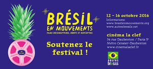 Brésil en mouvements- Films documentaires -12 octobre