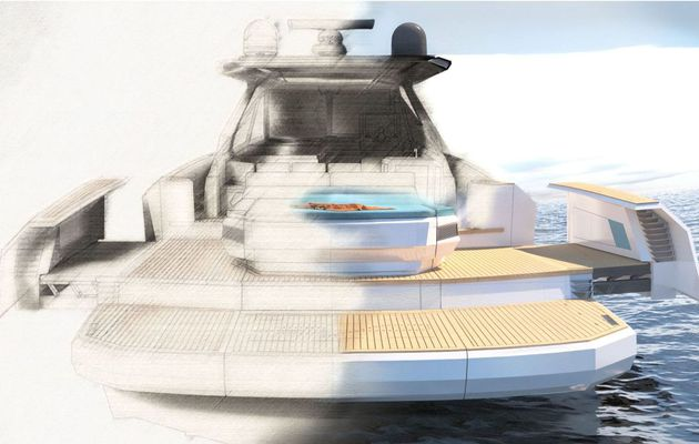 EVO R6 will debut at Cannes Yachting Festival
