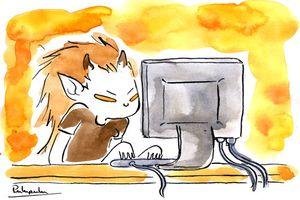 Propagande et désinformation : confession d'un troll