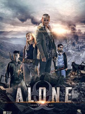"INTERVIEW - THIERRY POIRAUD pour ""ALONE"""