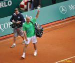 Ljiubicic abbandona il tennis professionistico con una sconfitta al Rolex Masters di Monte Carlo-Tutti gli italiani passano il turno