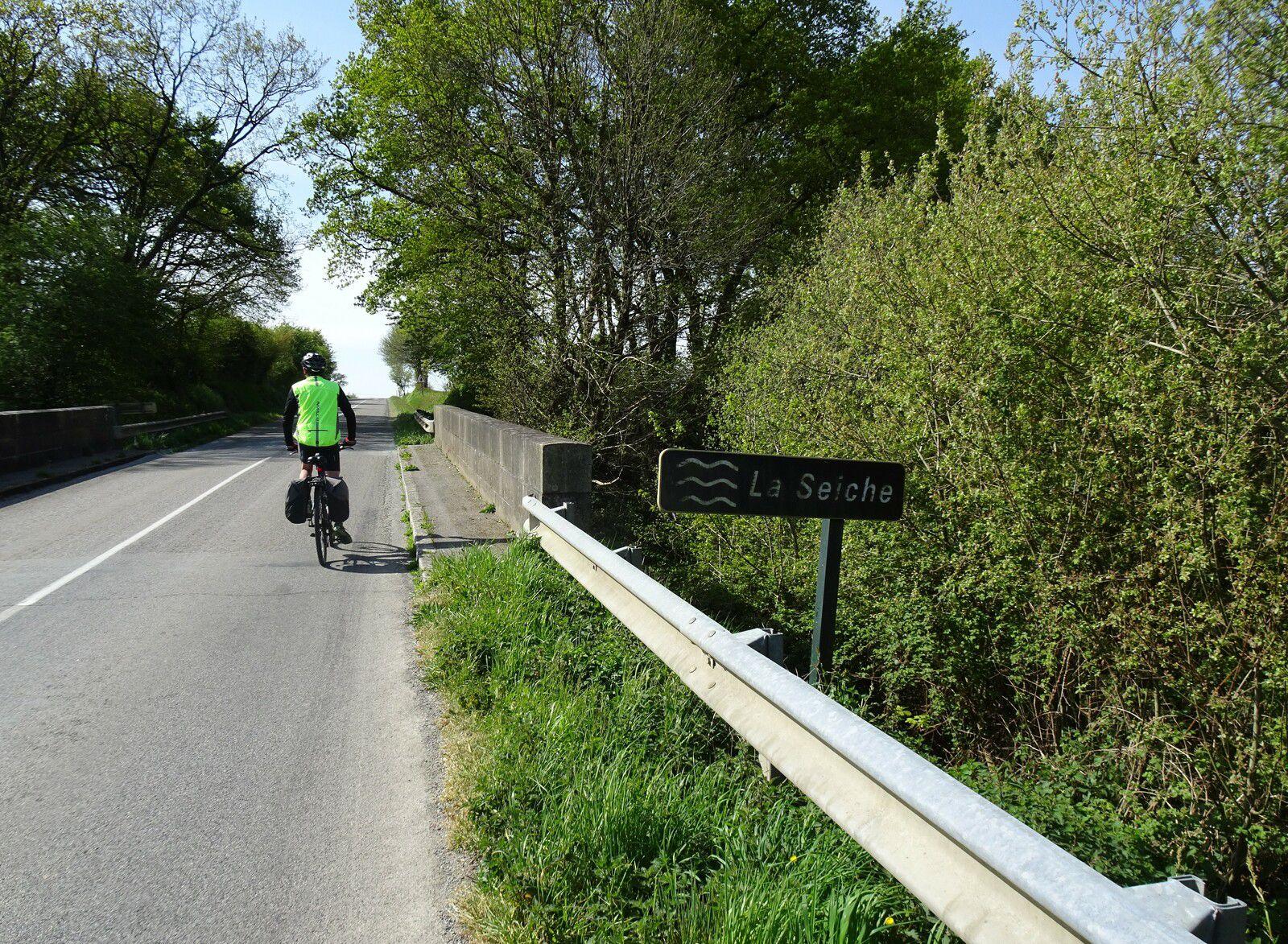 Boucle locale - Au fil de la Seiche - 59,4 km