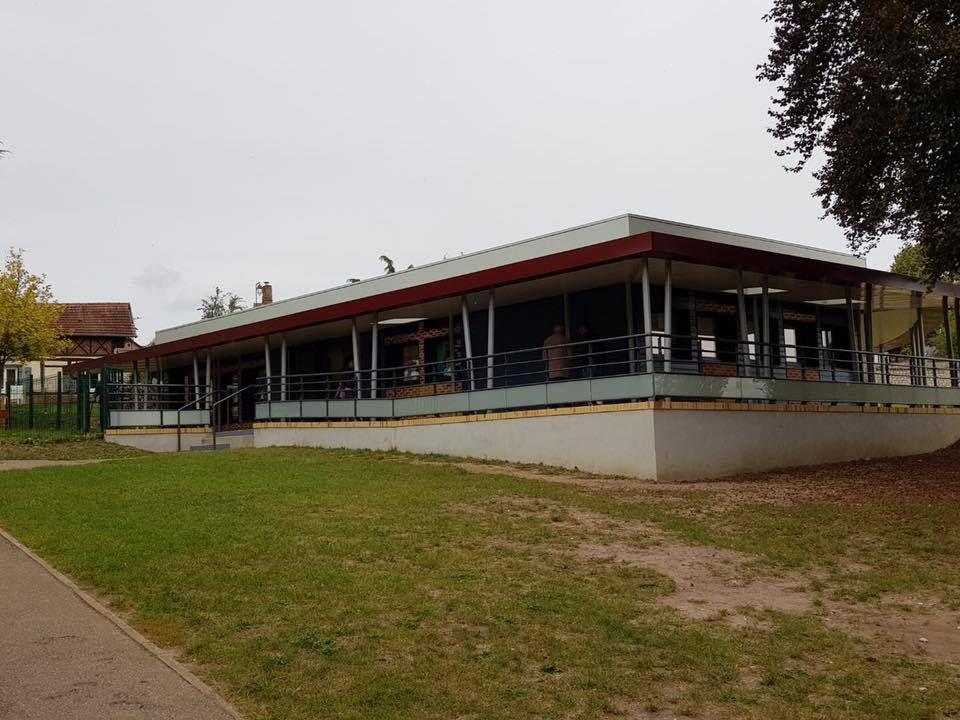 Visite de l'école Maurice Genevoix d'Hautot-sur-Seine