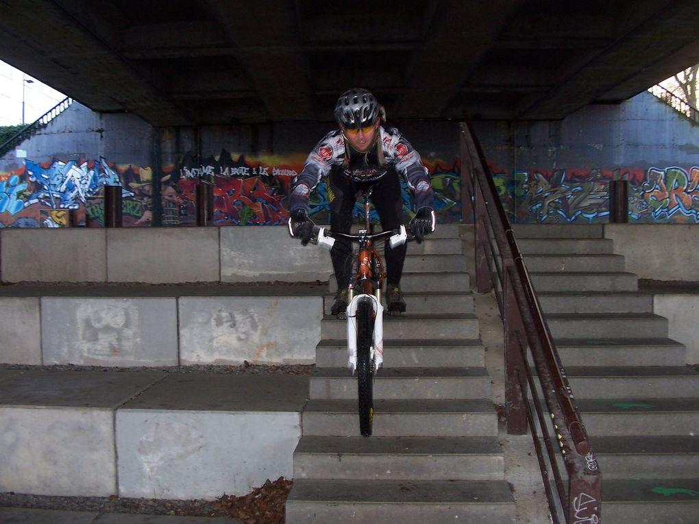 VTT: Vélo Tranquille Touristique